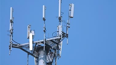 Telecom cell towers - Dubai